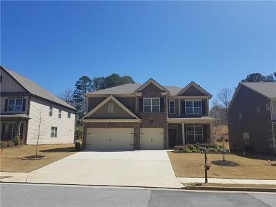 Lilburn Single Family Home For Sale: 4468 Amberleaf Walk