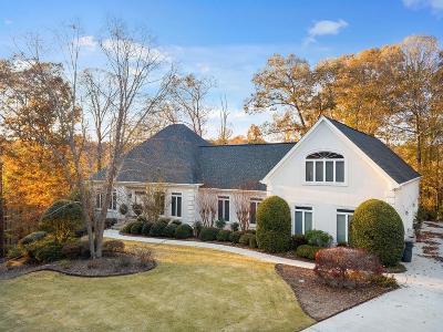 Lawrenceville Single Family Home For Sale: 2409 Walker Drive