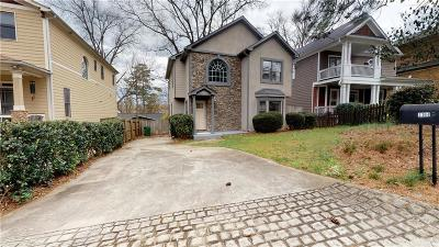 Brookhaven Single Family Home For Sale: 1164 Victoria Street NE