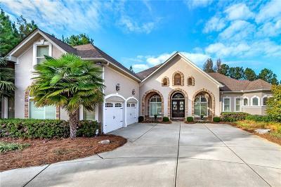Hampton Single Family Home For Sale: 2580 Lake Erma Drive