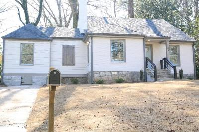 Atlanta Single Family Home For Sale: 103 Willow Wood Circle