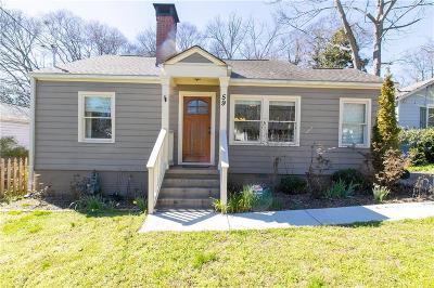 Kirkwood Single Family Home For Sale: 59 Wyman Street SE