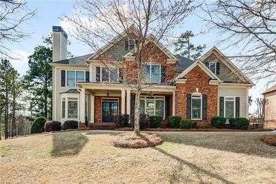 Cumming Single Family Home For Sale: 6425 Valley Crossing Way