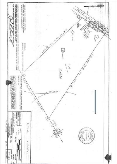 Lawrenceville Residential Lots & Land For Sale: 2199 Sunny Hill Road