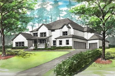 Buckhead Single Family Home For Sale: 1447 Peachtree Battle Avenue NW