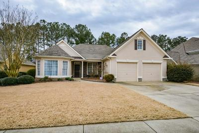 Acworth Single Family Home For Sale: 138 Fairway View Crossing