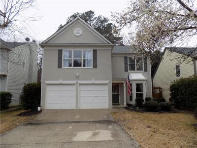 Alpharetta Single Family Home For Sale: 10050 Barston Court