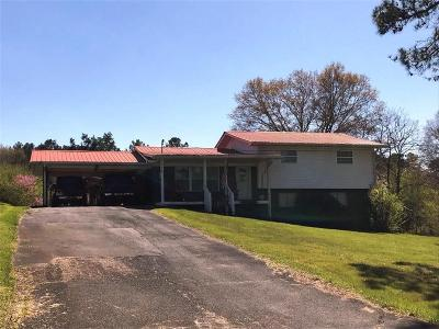 Calhoun Single Family Home For Sale: 176 Emory Street SW