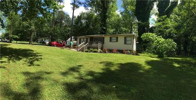 Dawsonville Single Family Home For Sale: 543 Highway 53 W