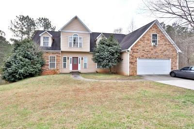 Kennesaw Single Family Home For Sale: 4183 Nance Road NW