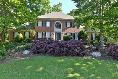 Norcross Single Family Home For Sale: 6031 Rachel Ridge