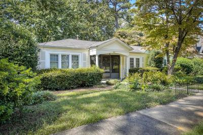 Decatur Single Family Home For Sale: 508 Sycamore Drive