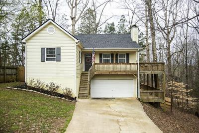 Gainesville Single Family Home For Sale: 9840 Parkway Lane