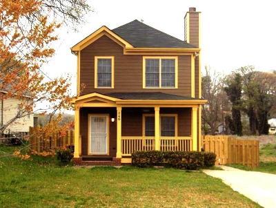 Grant Park Single Family Home For Sale: 240 Milton Avenue SE