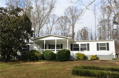 Hiram Single Family Home For Sale: 970 Rich Davis Road
