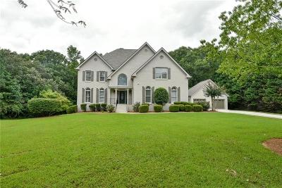 Roswell Single Family Home For Sale: 12725 Etris Road