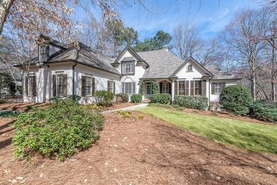 Kennesaw Single Family Home For Sale: 4738 Talleybrook Drive