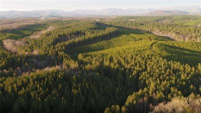 Dahlonega Residential Lots & Land For Sale: Tract 2 Sheep Wallow