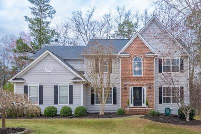 Flowery Branch Single Family Home For Sale: 6243 Spring Lake Drive