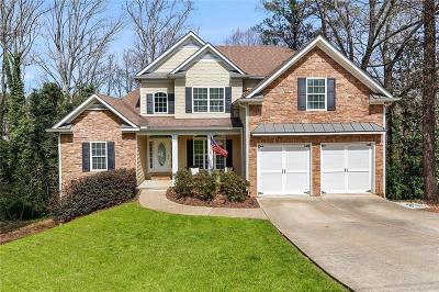 Marietta Single Family Home For Sale: 700 Mohawk Drive NE