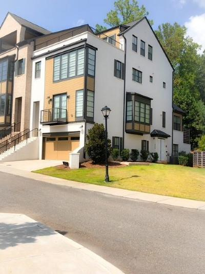Alpharetta Condo/Townhouse For Sale: 400 Altissimo Drive #10