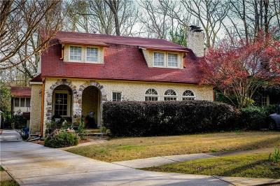Single Family Home For Sale: 1195 Cameron Court NE
