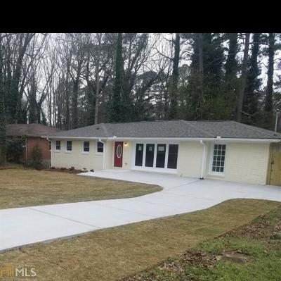 Decatur Single Family Home For Sale: 1413 David Circle