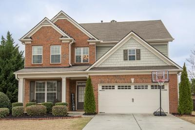 Buford Single Family Home For Sale: 1028 Parkmist Drive