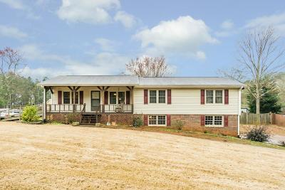 Acworth Single Family Home For Sale: 5475 Burnt Hickory Road NW