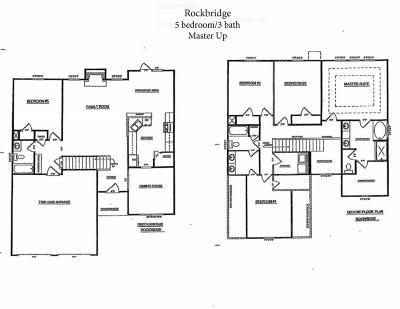 Dallas Single Family Home For Sale: 450 Cobblestone Trail