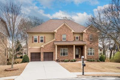 Suwanee Single Family Home For Sale: 765 Morganton Drive