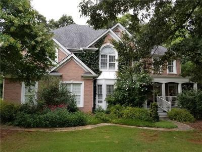 Newton County Single Family Home For Sale: 25 Meadowridge Ridge