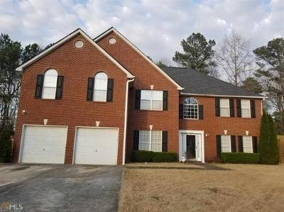 Decatur Single Family Home For Sale: 3676 Waldrop Farms Drive