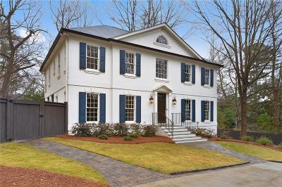 Single Family Home For Sale: 3121 Northside Drive NW