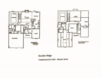 Dallas Single Family Home For Sale: 444 Cobblestone Trail