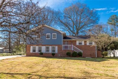 Monroe Single Family Home For Sale: 908 Cherokee Avenue