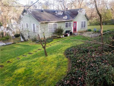 Sandy Springs Single Family Home For Sale: 360 Lafayette Avenue
