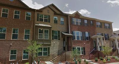 Milton Condo/Townhouse For Sale: 809 Ivy Vine Place