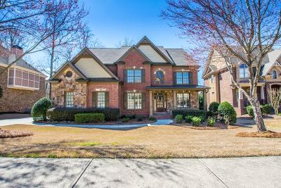 Buford Single Family Home For Sale: 2477 Stone Manor Drive