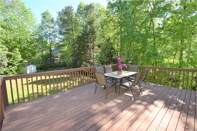 Alpharetta Single Family Home For Sale: 5010 Fox Lair Lane