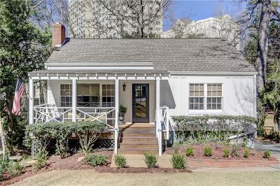 Single Family Home For Sale: 108 Terrace Drive NE