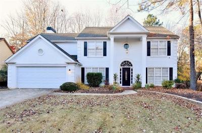 Alpharetta Single Family Home For Sale: 4745 Agate Drive