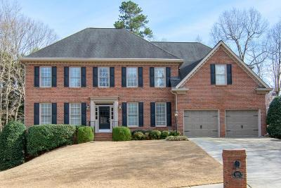 Peachtree Corners, Norcross Single Family Home For Sale: 4151 Wild Sonnet Trail