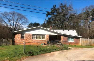 Decatur Single Family Home For Sale: 1008 McLendon Drive