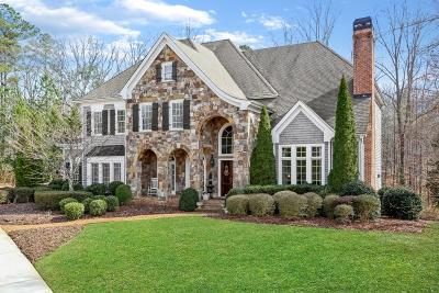 Alpharetta Single Family Home For Sale: 15955 Meadow King Way