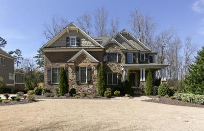 Single Family Home For Sale: 4023 Idlewilde Meadows Drive NE