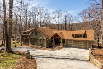 Jasper Single Family Home For Sale: 125 Little Pine Mountain Road