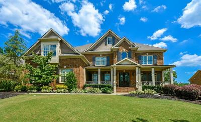 Cumming Single Family Home For Sale: 2350 Manor Creek Court