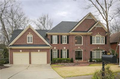 Single Family Home For Sale: 4431 Waterbury Lane