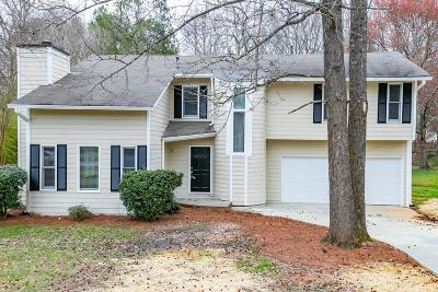 Alpharetta Single Family Home For Sale: 381 Meadow Drive